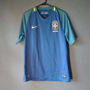 NIKE Brazil 2016 Away Jersey